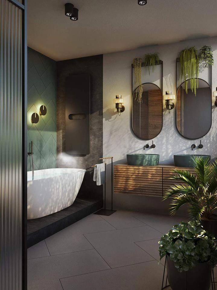 86 Premium Mid Sized Contemporary Storage Bath Ideas Idee Salle