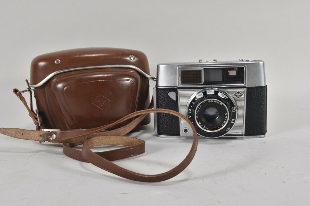 Ebay Sponsored E93f25 Alte Fotokamera Agfa Optima I