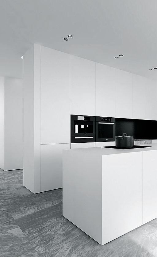 170+ Stylish Modern Kitchen Decorations for New Home or Renovation ...