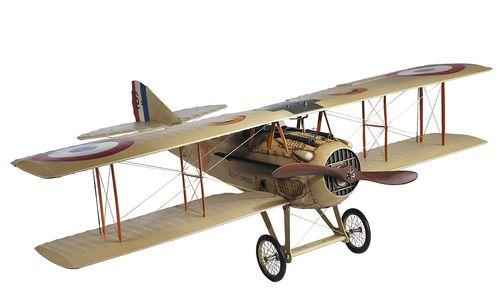 Wwi French Spad Xiii Biplane Wooden Plane Model 24 Airplane Model Airplanes Vintage Aircraft Model Planes