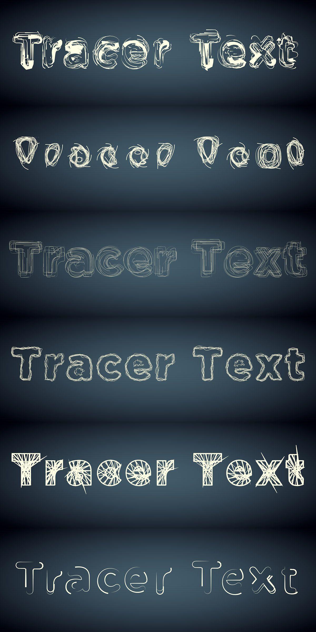 TracerText