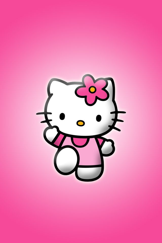 Sanrio Hello Kitty Image Size 640 X 960 Pixels Description Cute Hello Kitty Pink Sanrio Hello Kitty Wallpaper Hd Hello Kitty Images Hello Kitty Wallpaper