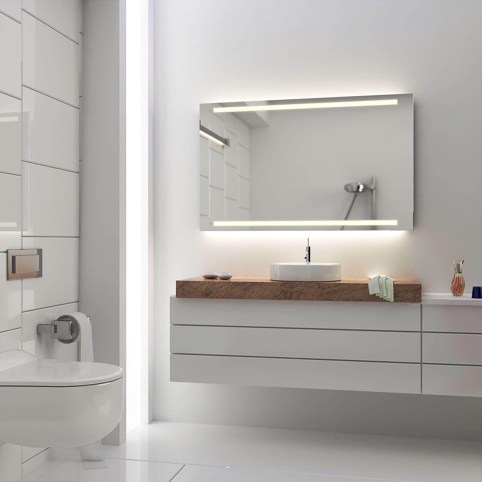 Badezimmerspiegel Beleuchtet Young V Badezimmerspiegel