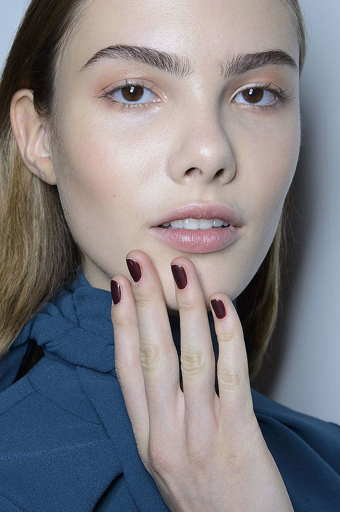 Pin This: The Nail Trends to Note From Fashion Month | Nail trends ...