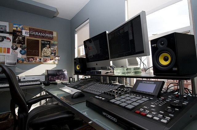 Apple Studio Home Studio Setup Home Recording Studio Setup