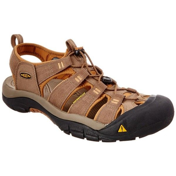 Keen Keen Men s Newport H2 Water Sandal (401938901) (2.030 CZK) ❤ liked on  Polyvore featuring men s fashion 12aadec745