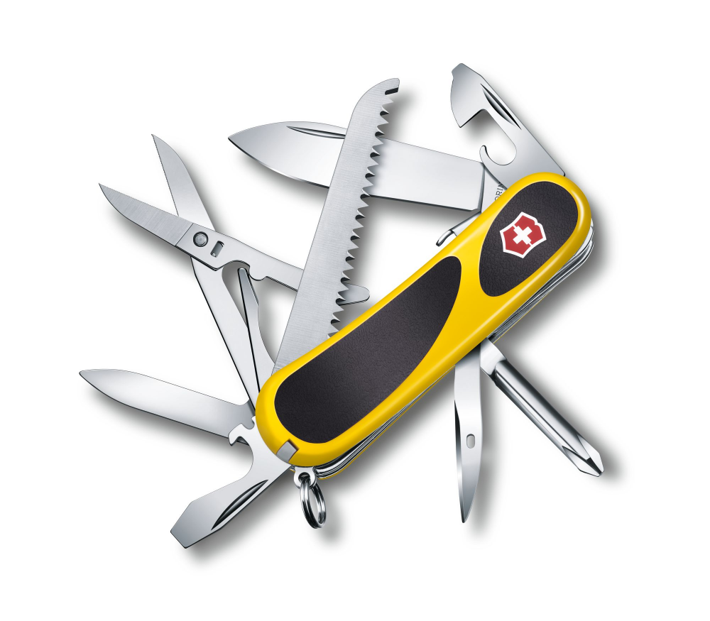 Check This Out Evolution Grip S18 Victorinox Swiss Army Knife Swiss Army Pocket Knife Swiss Army Knife