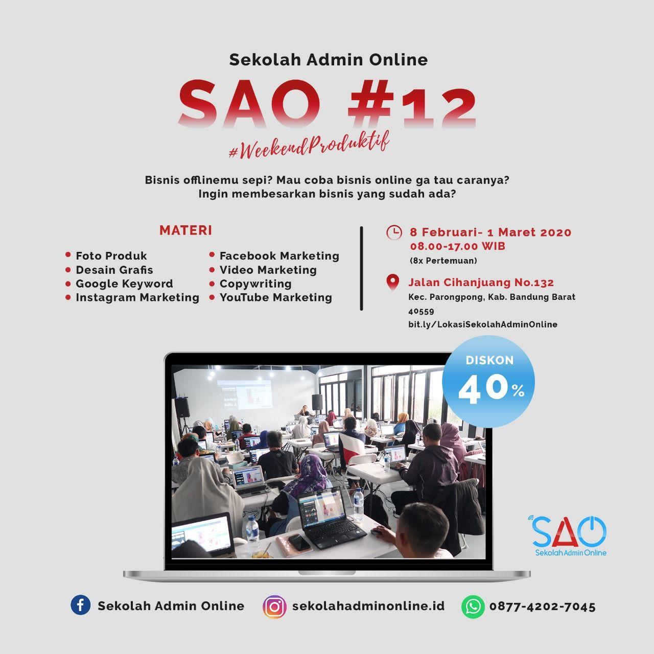 Sekolah Admin Online 12 Sekolah Desain Grafis Marketing