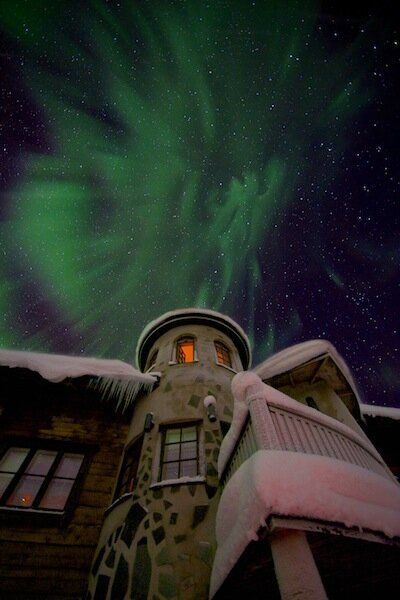 Twitter / TerraGraphic: A shot I took recently, Aurora ...