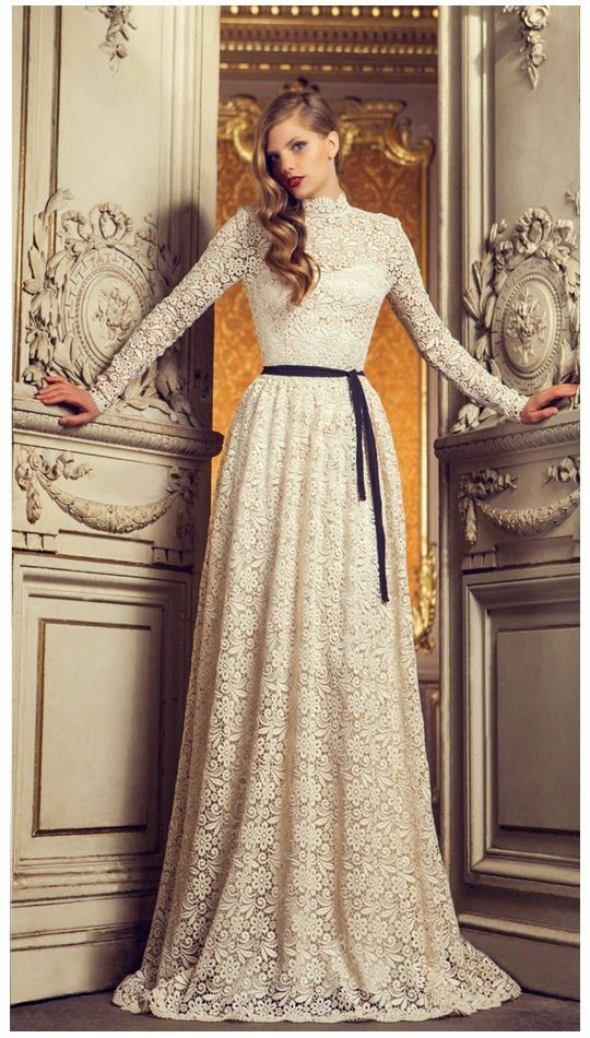 Vestidos de Noche con encaje y hermosos diseños | Vestidos ...