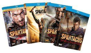 Spartacus Seasons 1-4 Bundle (Blu-ray) $66 + $9 Shipping - http://slickdeals.co.nz/deals/2013/12/spartacus-seasons-1-4-bundle-(blu-ray)-$66-43-$9-shipping.aspx