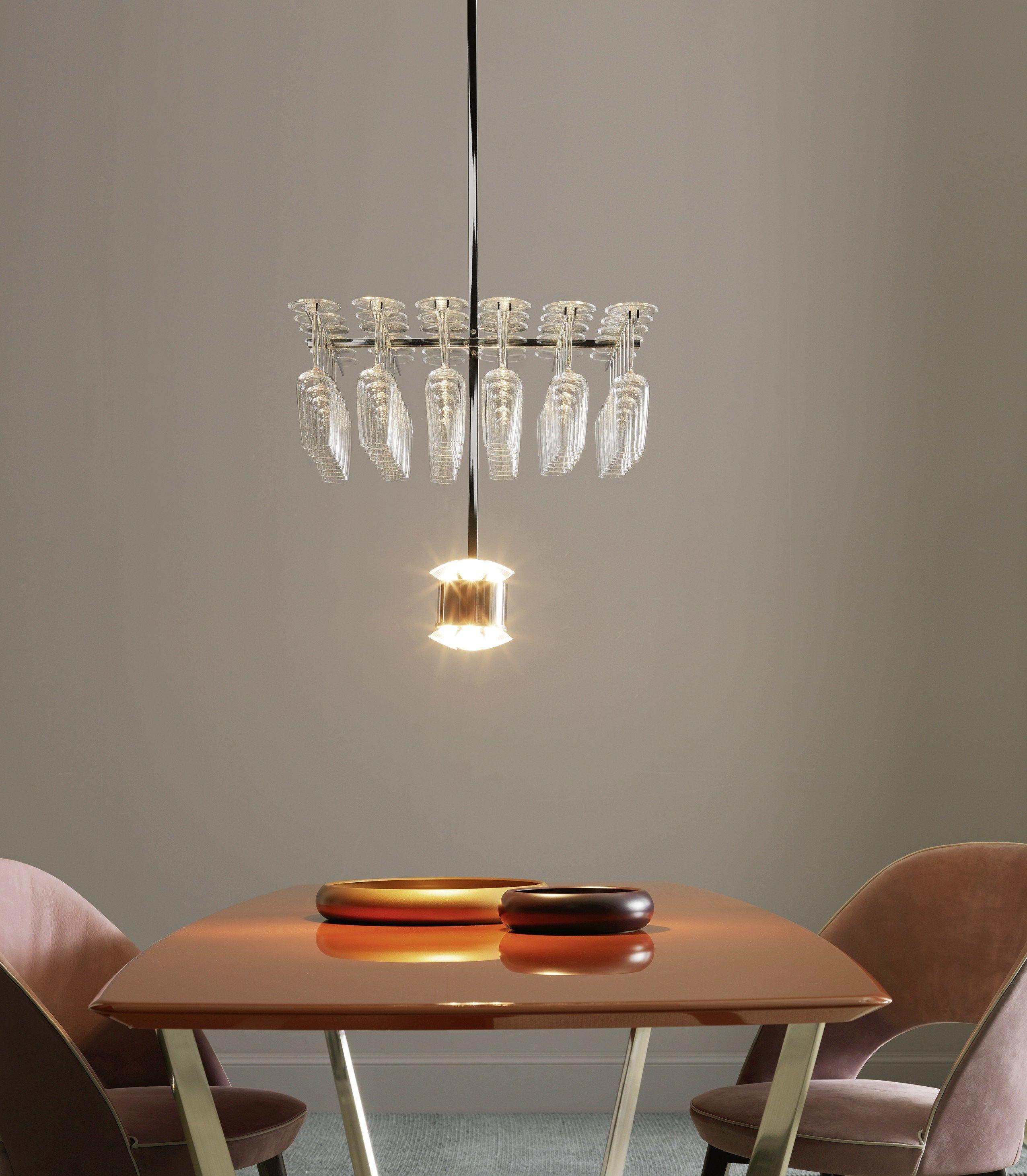 Pendant Lamp Morocco By Fontanaarte Design Vico Magistretti Iluminacao