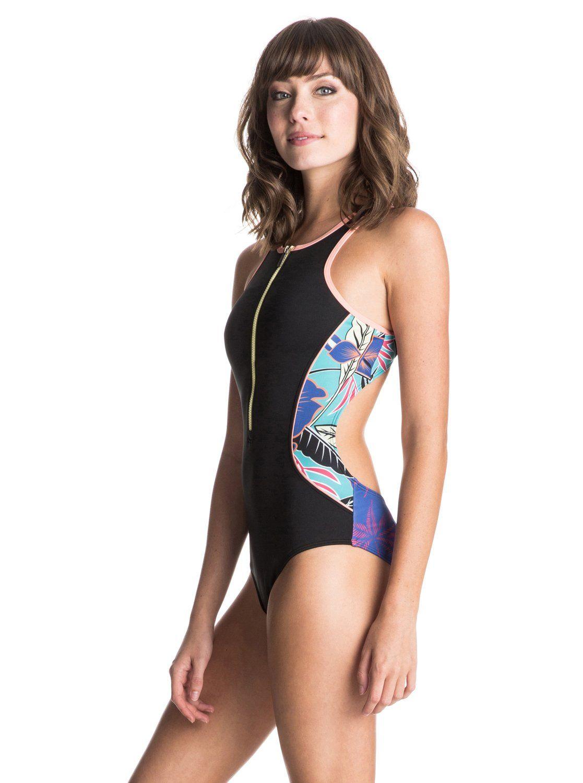 3560b47af9 Pop Surf Polynesia One Piece Swimsuit | SWIM | Swimsuits, Sporty ...
