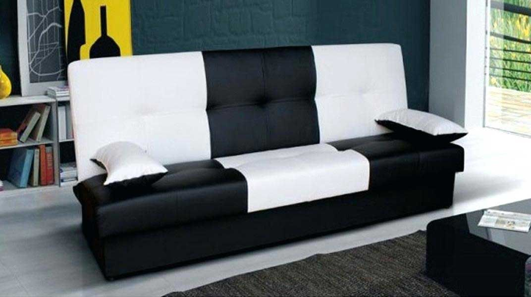 Canape Convertible Noir Et Blanc Conforama Canape Convertible Noir Et Blanc Furniture Home Decor Sofa