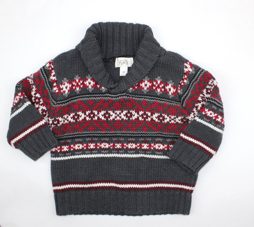 Boys Sweater By Children S Place Size 3 And Only 4 50 Buy Resale