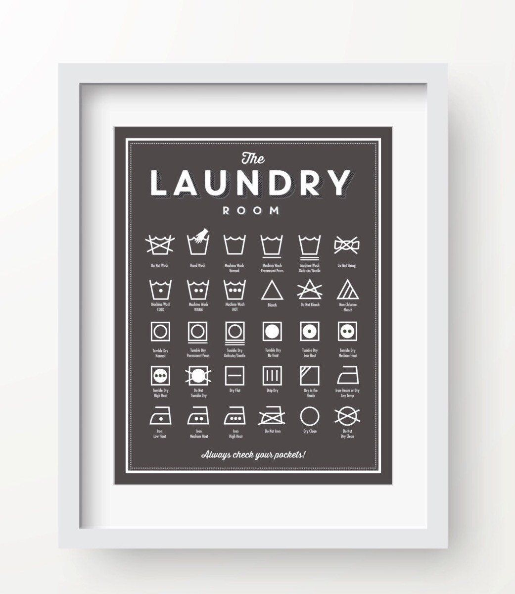 Laundry Room Decor Slate Color Laundry Wall Decor Laundry Guide