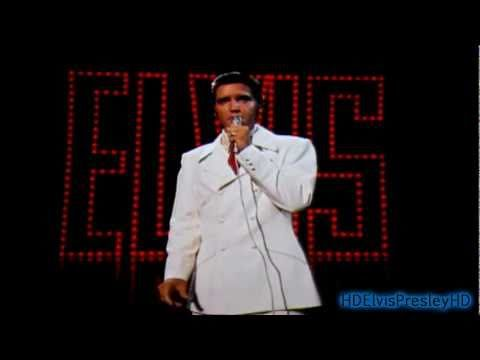 Elvis sings If I Can Dream (2K HD) (first starts with Elvis sings Memories.) If I Can Dream is one of his most powerful songs.