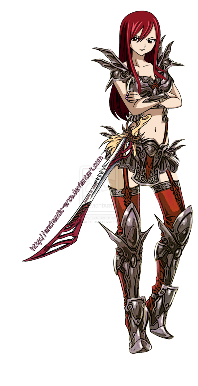 Erza Flight Armor Cosplay erza Scarlet fl...