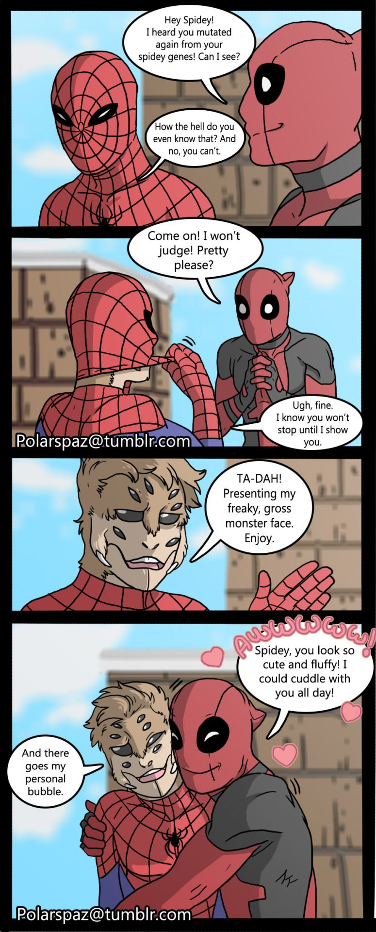 Spider Man Cleaning Glasses Meme