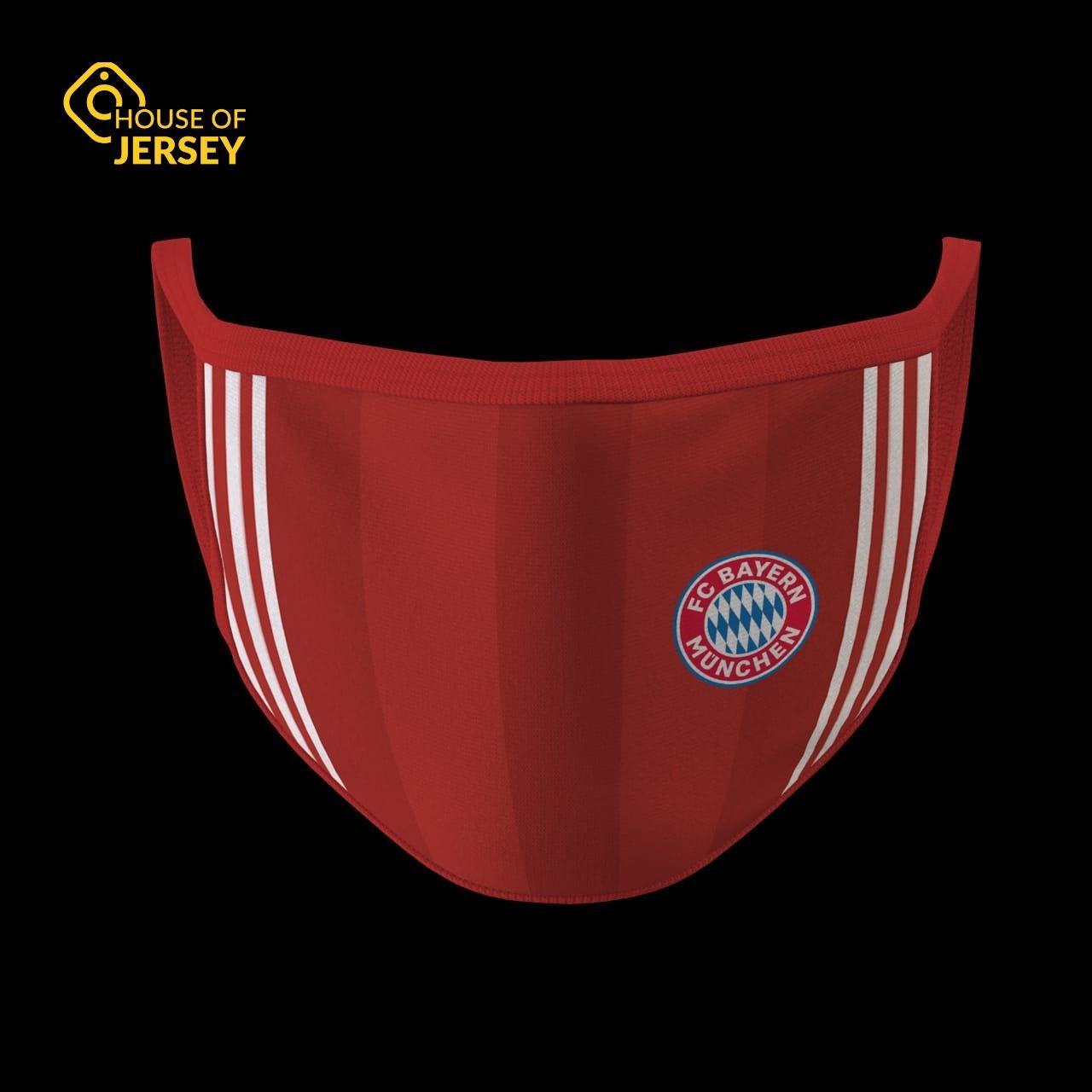 Bayern Munich Face Mask Face Mask Football Mask Bayern Munich