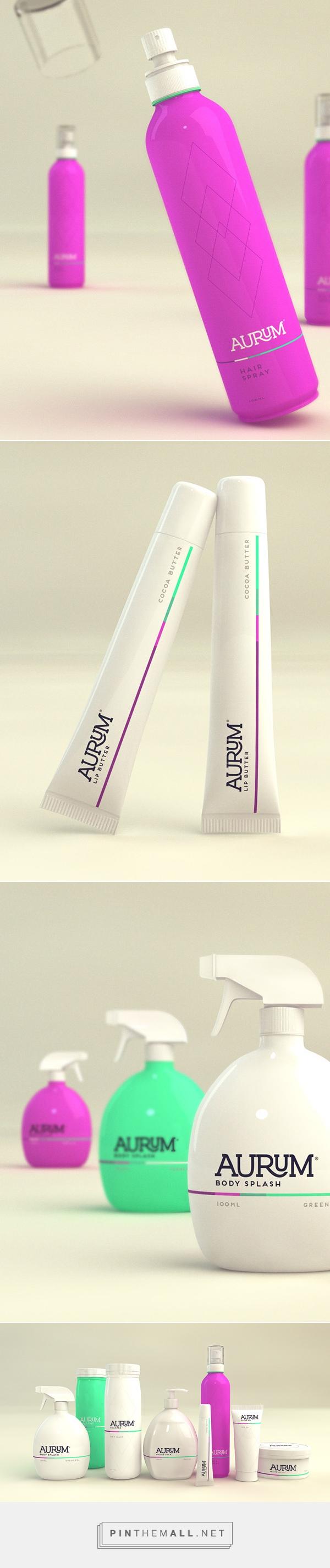 Aurum® / Aurum is a brand of natural cosmetics focused on organic products.