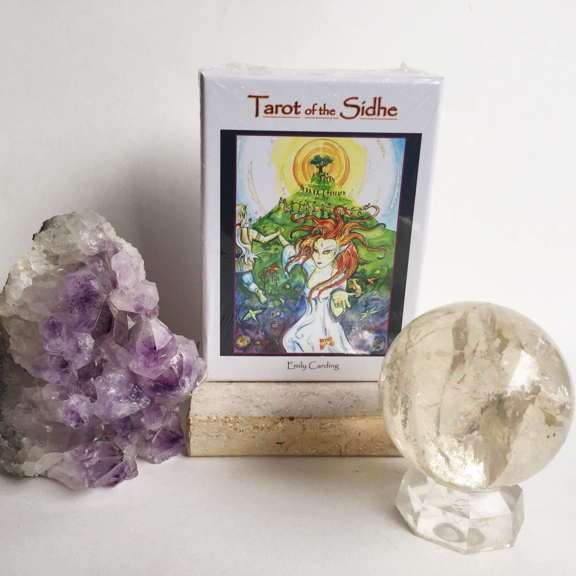 Our pick for this week! Come check out our selection of over 50 different decks. We're always searching out new and exciting tarot decks.   . . . #essentialoil  #energy  #love  #healing #health  #healthylifestyle  #detox  #local #toronto  #gifts  #torontolife  #chakra  #tarot #beautiful  #yoga  #yogi  #transformation #tranformationtuesday  #tarot  #art #handmade  #magic  #crystals #healingcrystals  #instagood  #instalike  #eo #diy