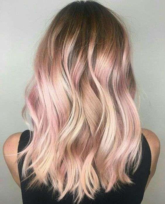 Tendenze colore capelli primavera estate 2017 (Foto)  18005390a2bf
