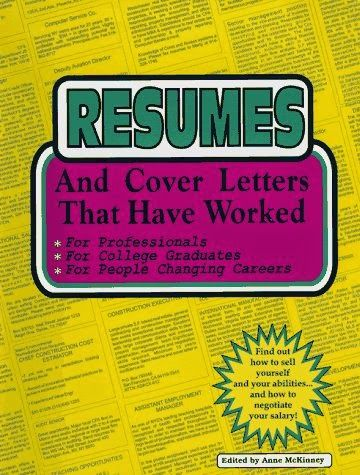How to Learn English Fast Resumes and Cover Letters That Have - cover letters that worked