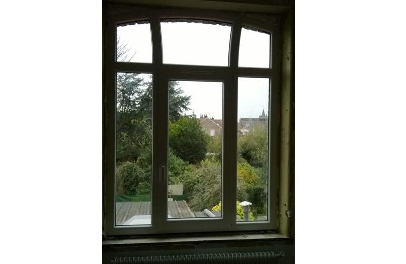 Remplacement de fenêtres alu Millet Fenêtres et portes du0027entrée