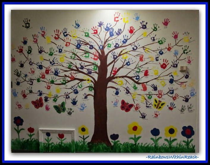 Painted Murals In Schools And Libraries Part 70