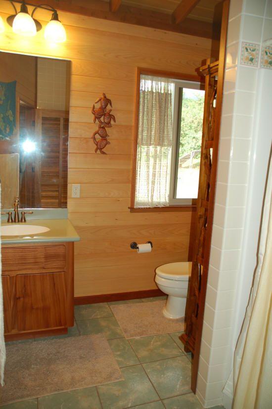 Cedar Walls In Bathroom Bathrooms For The Home