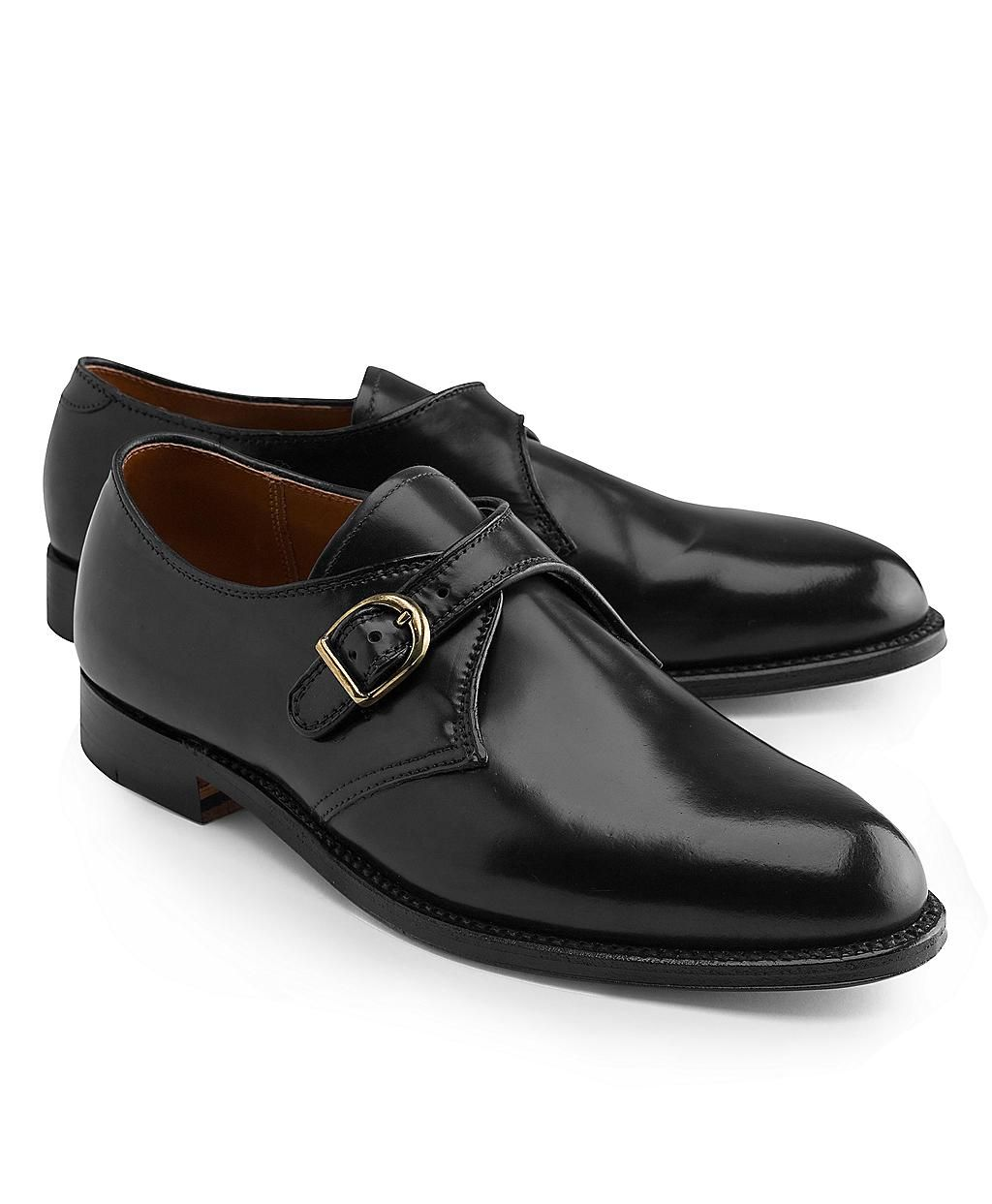 804b74a10a2 Classic and tasteful! (Cordovan Leather Monk Straps - Brooks ...