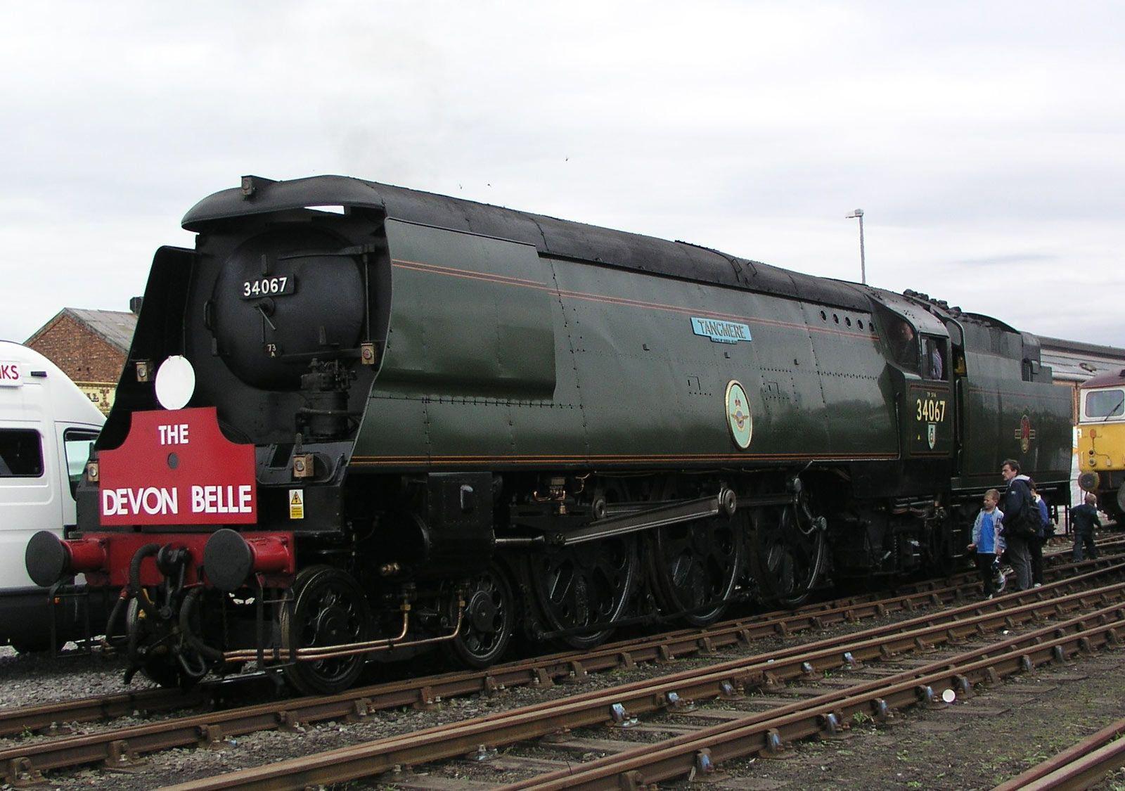 Trains | Steam Trains
