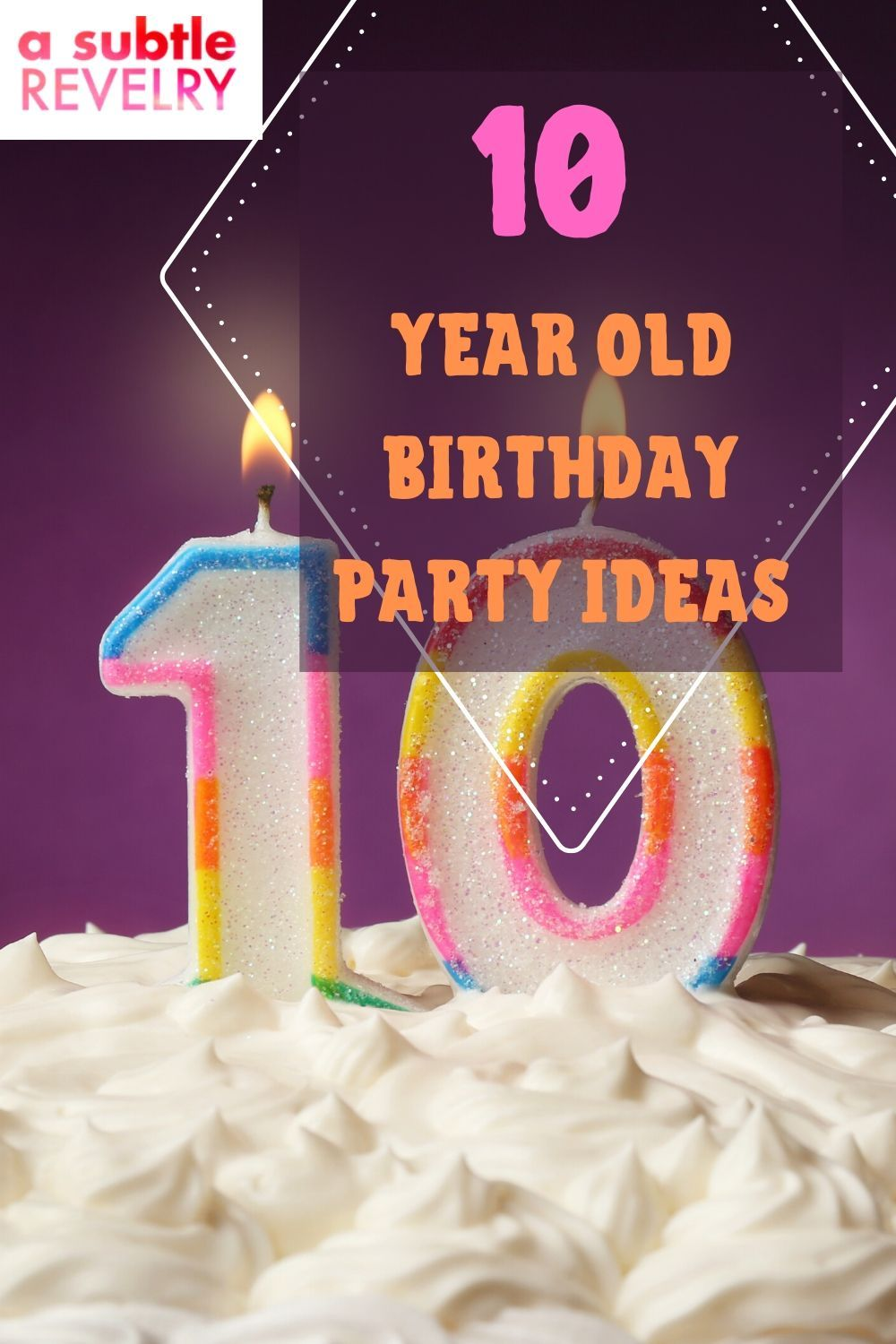 10 Year Old Birthday Party Ideas For Your Kids In 2020 Winter Birthday Parties Girls Party Themes Boy Birthday Parties