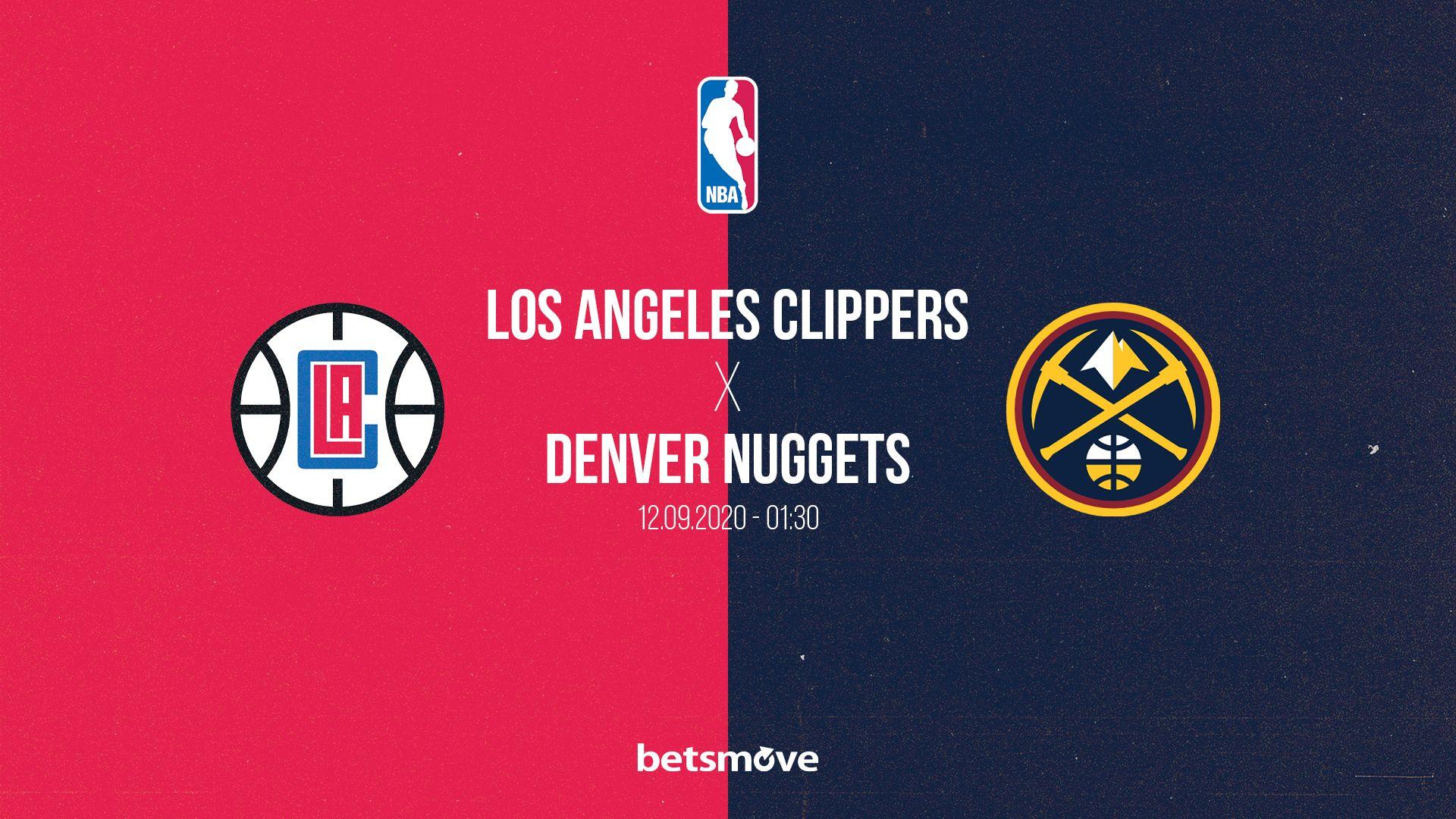 Los Angeles Clippers Denver Nuggets Canli Izle 2020 Denver Nba Mac