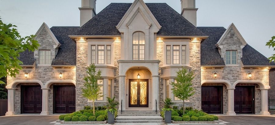majestic cost for architect to design home. Majestic Richmond Hill Residence  49 Westwood Lane Ontario Canada