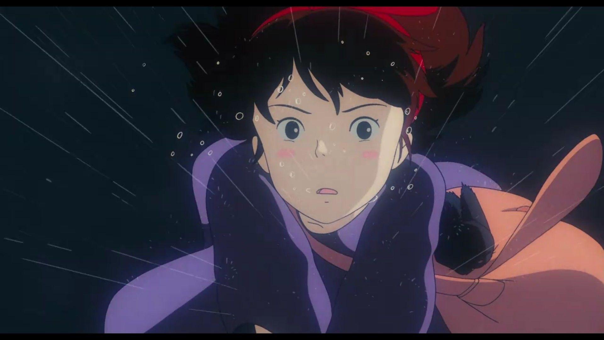 Pin by xiao wei 🍥 on Ghibli Screenshot Anime, Art, Ghibli