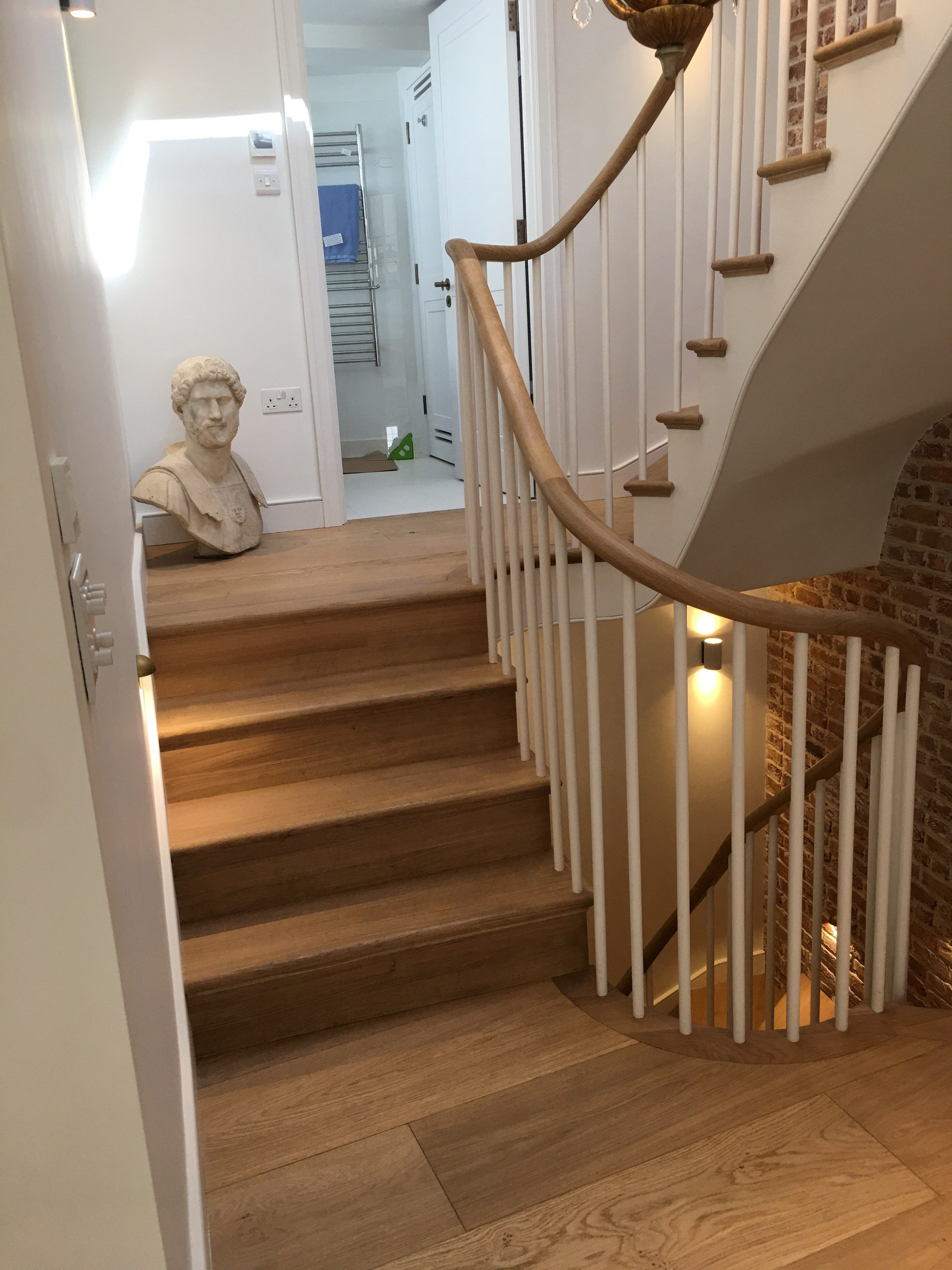 Best Bespoke Timber Staircases In London The South East 400 x 300