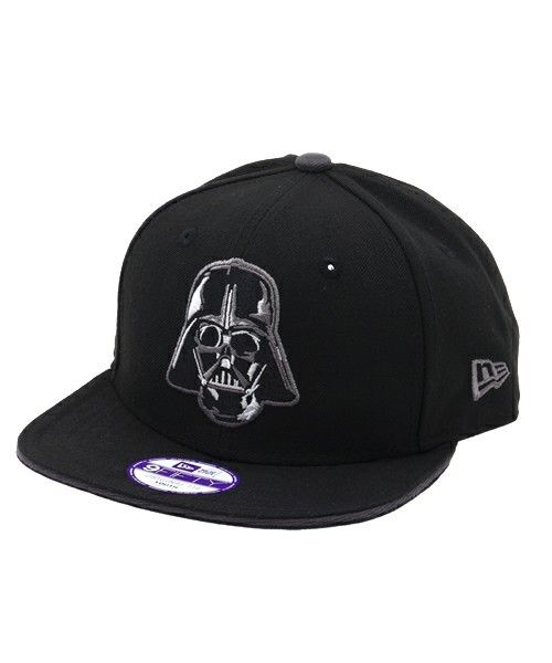 ONSPOTZ KIDS(オンスポッツ キッズ)のNEWERA×STAR WARS KIDS 9FIFTY SNAPBACK CAP HERO SANDWICH DARTH VADER BLACK(キャップ)|ブラック