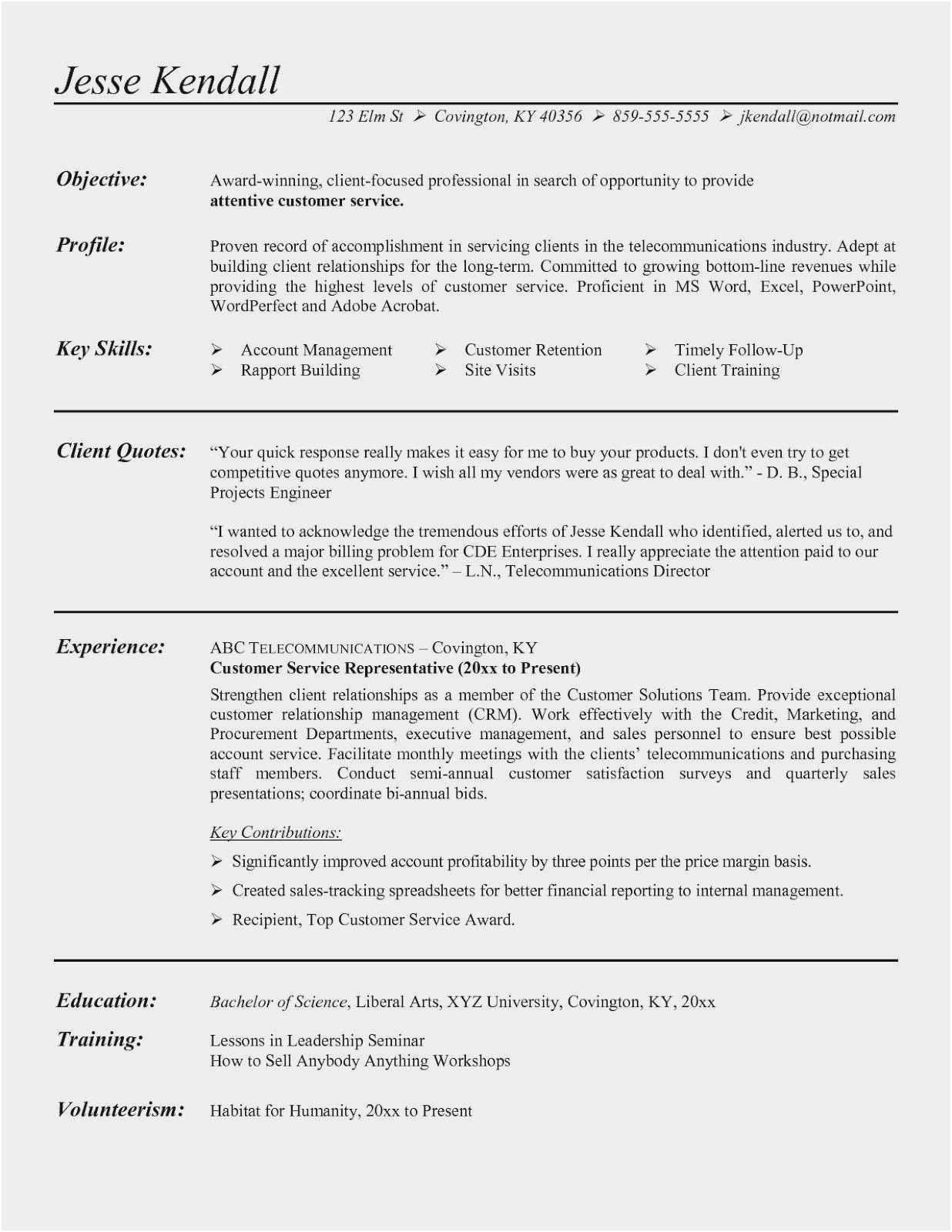 32 Elegant Direct Support Professional Resume in 2020