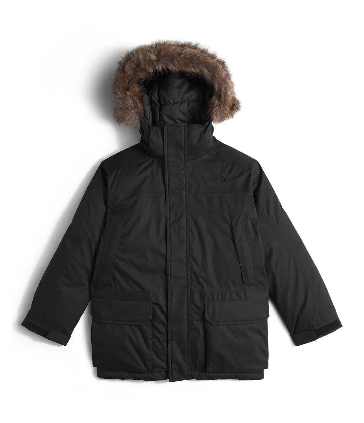 2666aabe0bc ... low price the north face nuptse ridge parka jacket the north face boys  mcmurdo down parka