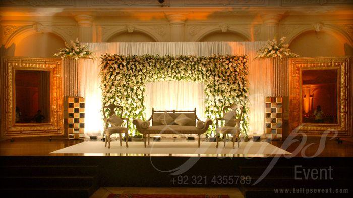 Indian Engagement Decoration Ideas
