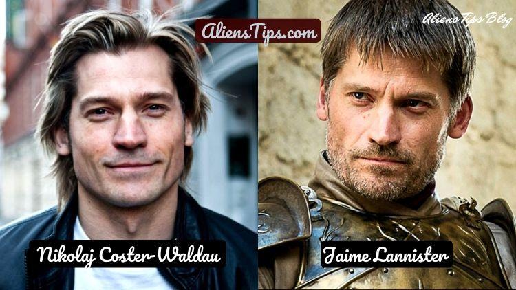 Game Of Thrones Series Jaime Lannister Kingslayer Jaime Lannister Michael Mcelhatton Stephen Dillane