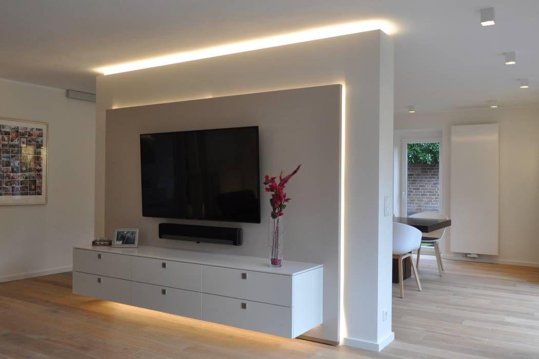 wohnraumgestaltung, wohnraumgestaltung – wohnmöbel nach maß im münsterland: moderne, Design ideen