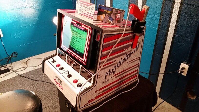 Ridicricks Playchoice 10 Countertop Arcade Recreativa