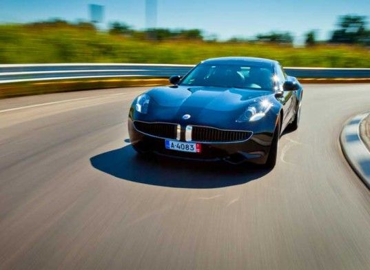 Fisker Karma S Electric Supercar Named Top Car Of The Year By Bbc Gear