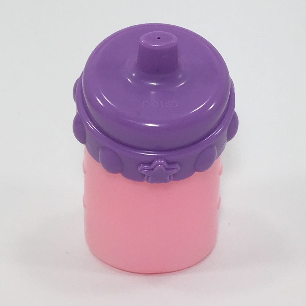 Baby Alive Doll not Magnetic Replacement Angle Pink Bottle ...