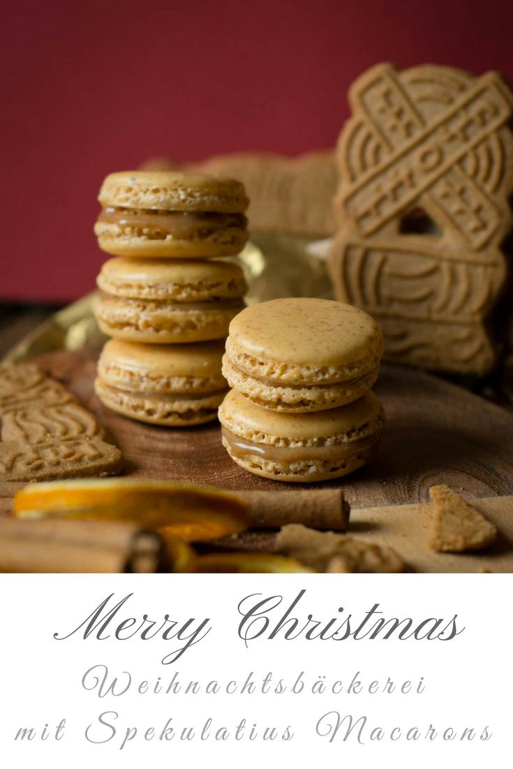 Photo of Geschenk aus der Küche – geniale Spekulatius Macarons zu Wei…