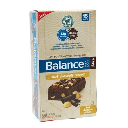 Balance Bar Dark Chocolate Peanut Bar