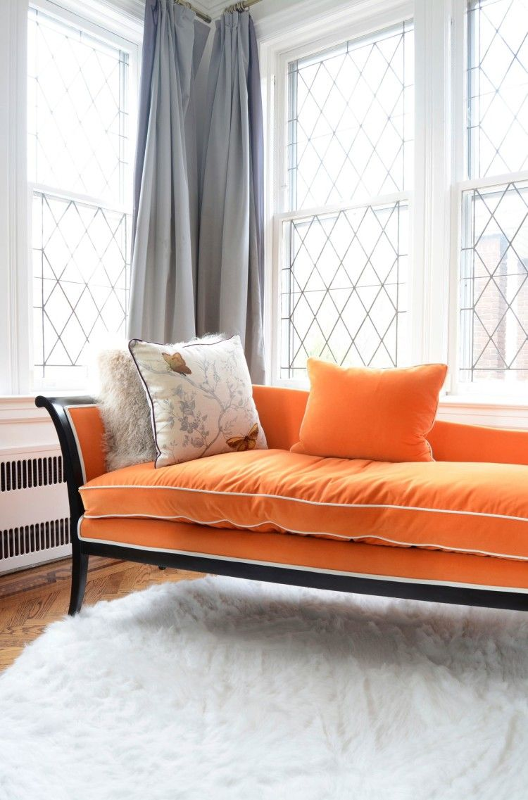 Design Living Room Orange Living Room Decor Colors Trendy